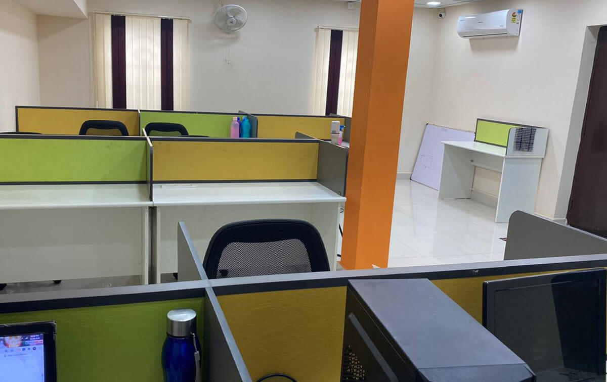 CPJK Workspace  Vadapalani