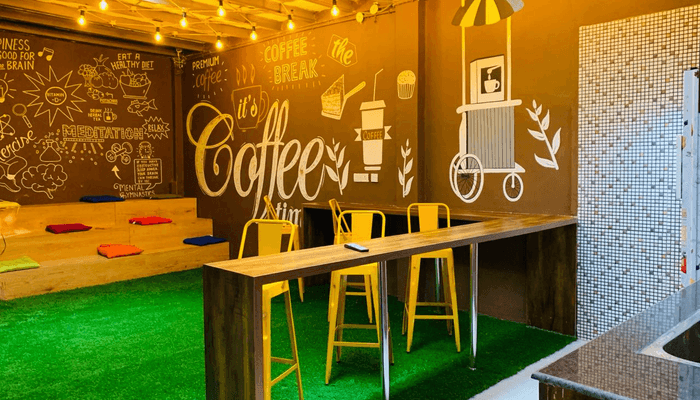 Execube Cowork Sector 4