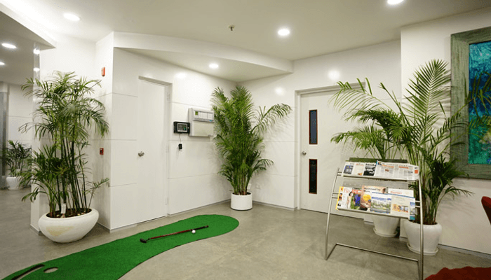 Vatika Atrium  Golf Course Road