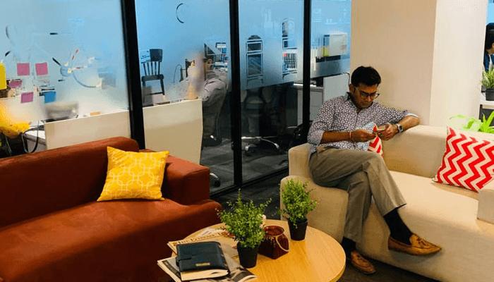 Workly - Nehru Place