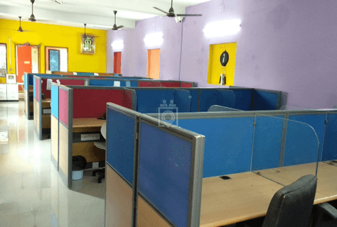 Office Tiger Coworking Space