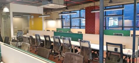 NeperLabs Co-Work Lalit Estate