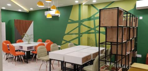 ECORK Coworking and Creative Spaces Indira Nagar