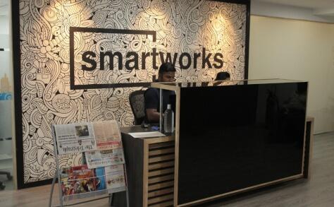 Smartworks  Victoria Terrace