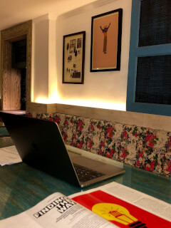 Co Work by D Café Kanpur