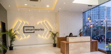 Smartworks  Guindy Industrial Estate