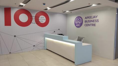 apeejay business centre Taltala