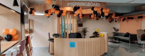 91 Springboard Mohan Estate