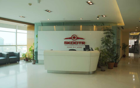 Skootr  DLF Cyber City