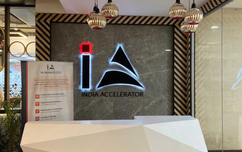 India Accelerator Golf Course Extension Road