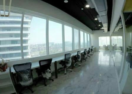 A Pinnacle Corporate Park Bandra Kurla Complex