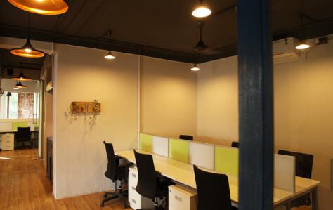 The Work Lab  Shivajinagar