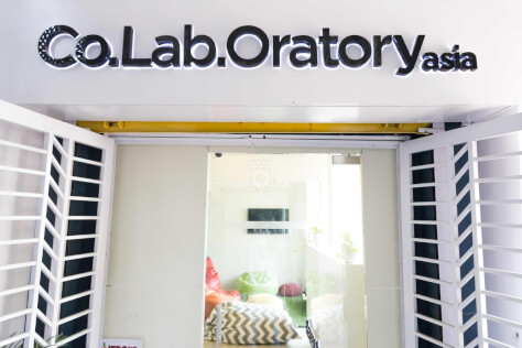 Co.Lab.Oratory  Andheri East Station Road
