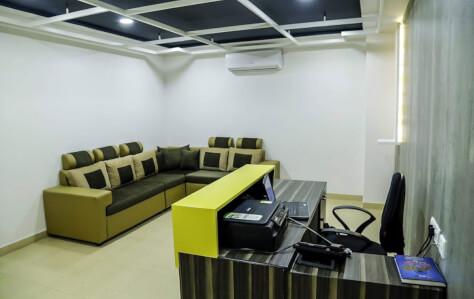 SUN SQUARE BUSINESS HUB J. P. Nagar