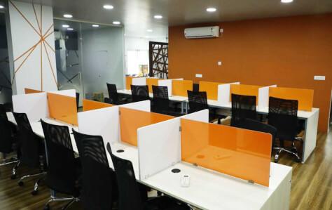 Opus Desk Metro Station Srirampura