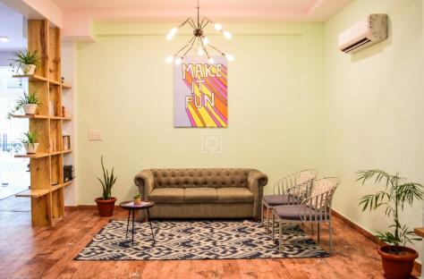 The Urban Hub Co-Working Space Lalkothi