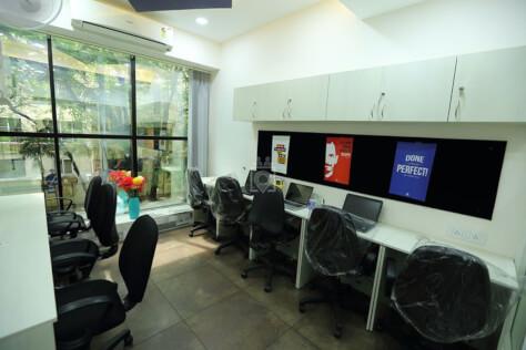 Reach Offices Alwarpet
