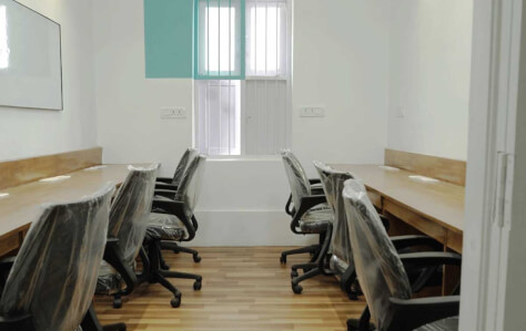 WOCO Spaces  Shanthi Colony