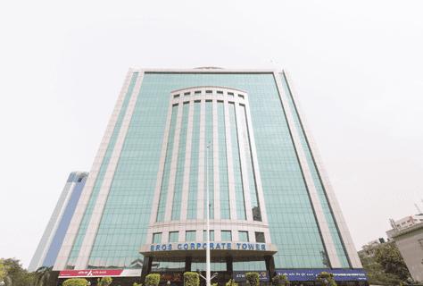 Regus - Eros Corporate Tower