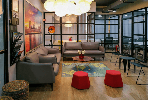 Bhive Workspaces - GNS Towers